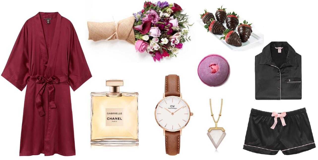 Valentine's Day Gift Guide for Him & Her 2018 | Decadence Fashion