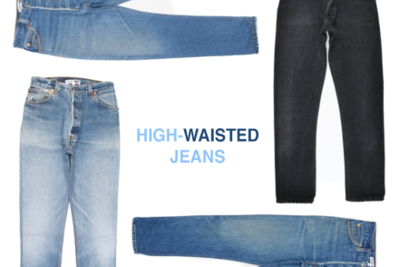 5 Reasons I Love My High-Waisted Jeans