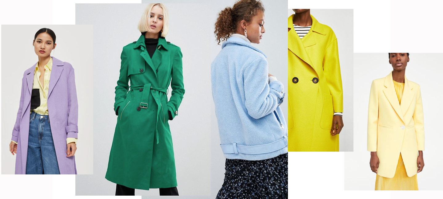 Spring Coats to Get You Through the Season