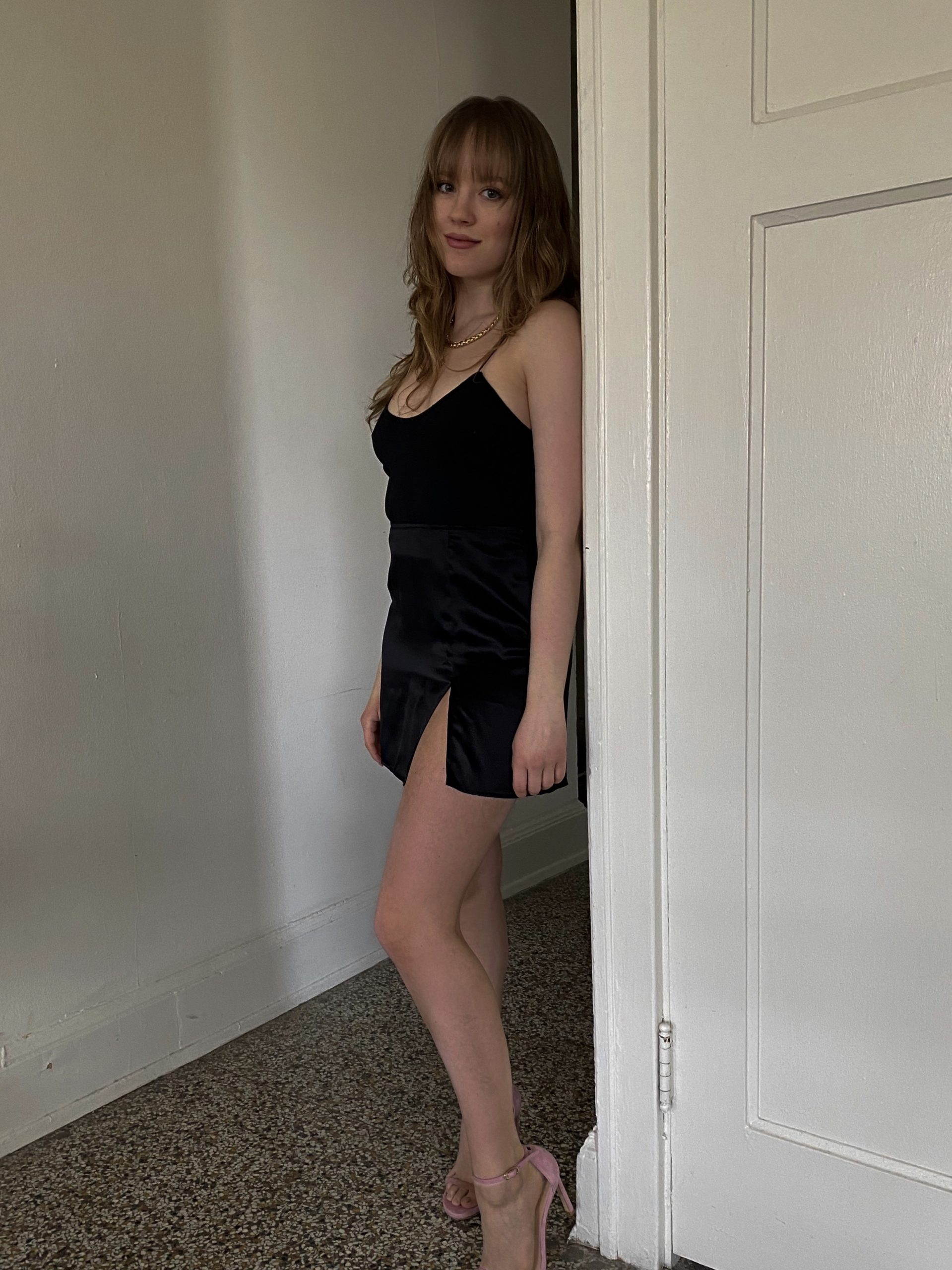 The Super-Chic Yet Effortless Outfit I'm Wearing My First Night Out (After Quarantine) - Night Out Outfit